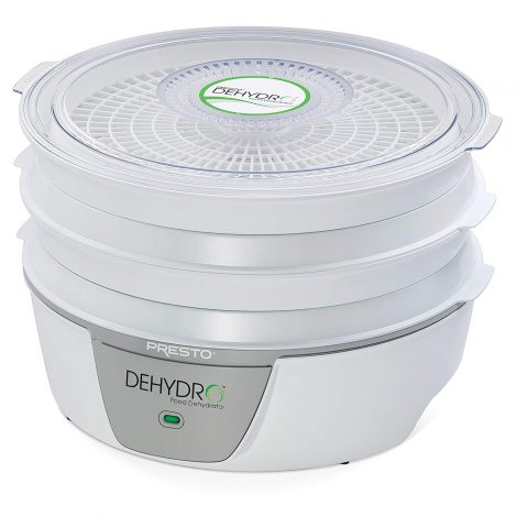 Presto 06300 Dehydro Digital Electric Food Dehydrator Manual