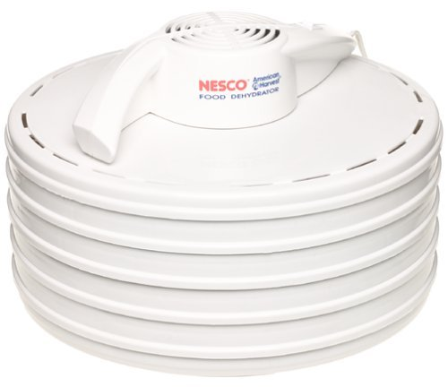 Nesco FD-35 Snackmaster Dehydrator Manual